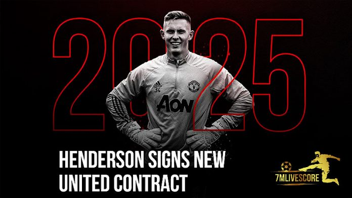 เฮนเดอร์สัน ต่อสัญญาถึงปี 2025 กับ แมนยู
