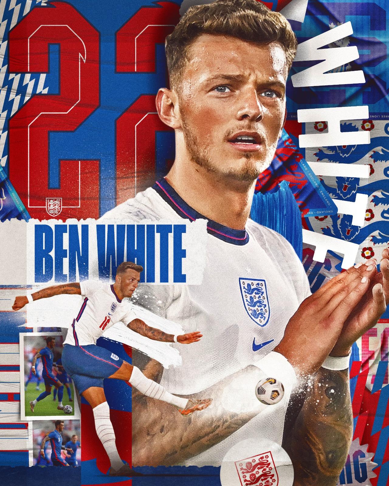 วอร์ด-พราวส์รอก่อน! อังกฤษเลือก เบน ไวท์ เสียบที่ว่างเทรนท์
